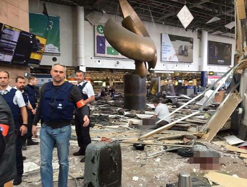 Dấu hiệu tử thần bị bỏ lỡ trong vụ đánh bom Brussels 1