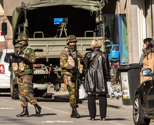 Khủng bố Brussels - đòn giáng vào chiến lược chống IS của Mỹ 2