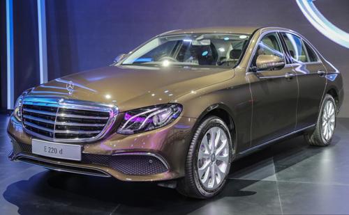 Mercedes E-class thế hệ mới giá 114.400 USD tại Thái Lan 1