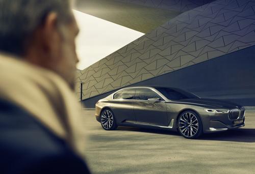 BMW sắp có xe đối đầu Mercedes-Maybach 1