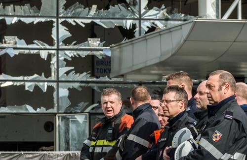 Loại bom mang về từ hiệu thuốc gieo rắc kinh hoàng ở Brussels 1