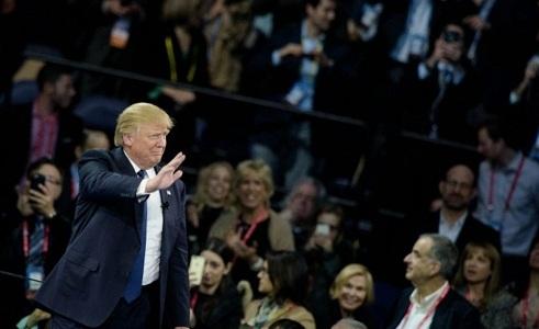 Tỷ phú Donald Trump có thể đắc lợi từ vụ khủng bố Brussels 1
