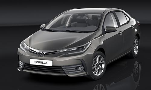 Toyota Altis 2017 lộ diện với thiết kế thể thao hơn 1