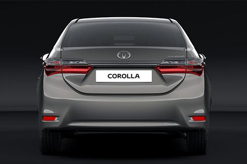 Toyota Altis 2017 lộ diện với thiết kế thể thao hơn 3