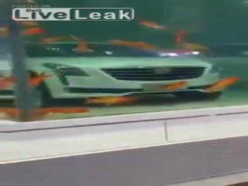 Trả giá đắt khi đỗ xe bừa bãi tại Trung Quốc 4