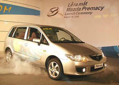 Mazda Premacy - xe đa dụng một thời vang bóng 1