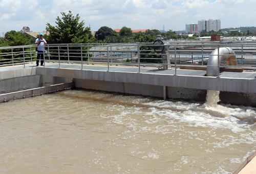 TP HCM muốn xây hồ dự trữ nước thô 1