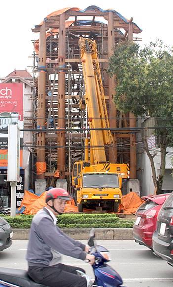Đại gia Hà Tĩnh dựng nhà gỗ 30 tỷ đồng 1