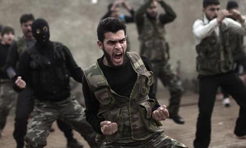 Loại ma túy biến chiến binh IS thành khủng bố máu lạnh 3