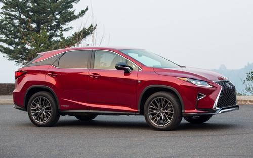 Lexus RX sẽ có thêm bản 7 chỗ 1