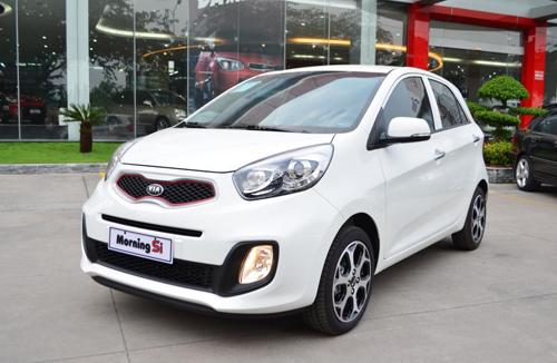 Những mẫu ôtô rẻ nhất thị trường Việt 2