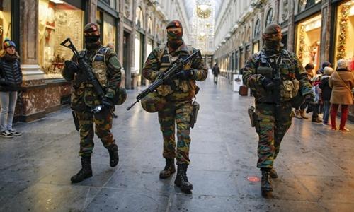 Vì sao Bỉ không thể ngăn chặn vụ khủng bố được báo trước 2