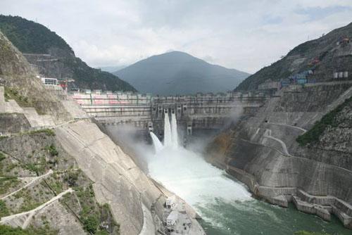 Chuyên gia Mỹ cảnh báo về các đập thủy điện ở sông Mekong 1