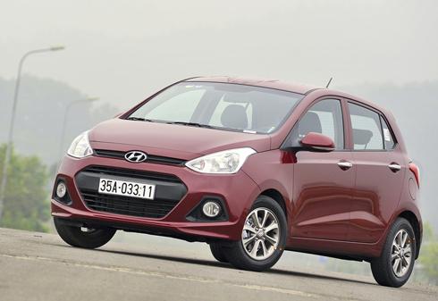 Những mẫu ôtô rẻ nhất thị trường Việt 3