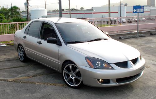 mitsubishi lancer 2005 18 9363 1458901527 Những xe có mức giá thấp nhất với khoảng từ dưới 300 triệu