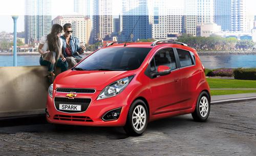 Những mẫu ôtô rẻ nhất thị trường Việt 1