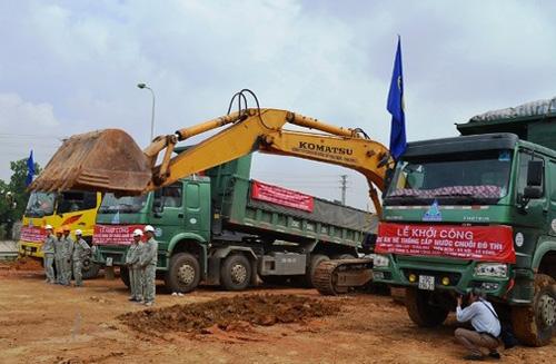 Phó thủ tướng yêu cầu rà soát dự án đường nước sông Đà 1