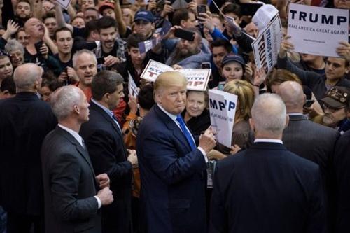 Hiện tượng Donald Trump trong lòng xã hội Trung Quốc 2