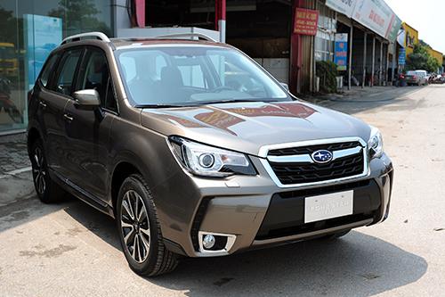 Subaru Forester 2016 đầu tiên về Việt Nam giá từ 1,4 tỷ đồng 1