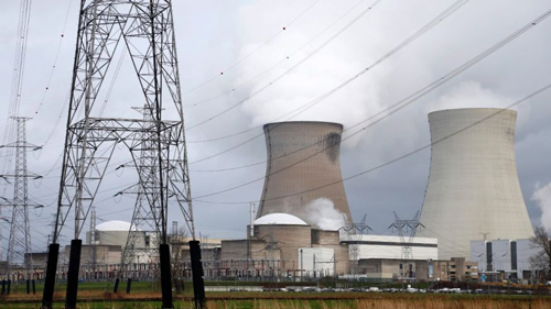 cooling towers of Doel's nuclear plant of Electrabel, the Belgian unit of French company Engie, former GDF Suez, in Doel near Antwerp, Belgium (Reuters)