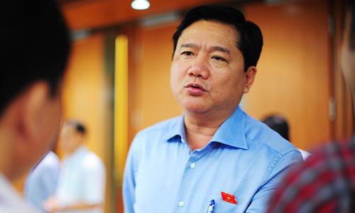 Ông Đinh La Thăng: 'Các bộ nói làm tốt nhưng dân vẫn phải ăn bẩn' 1