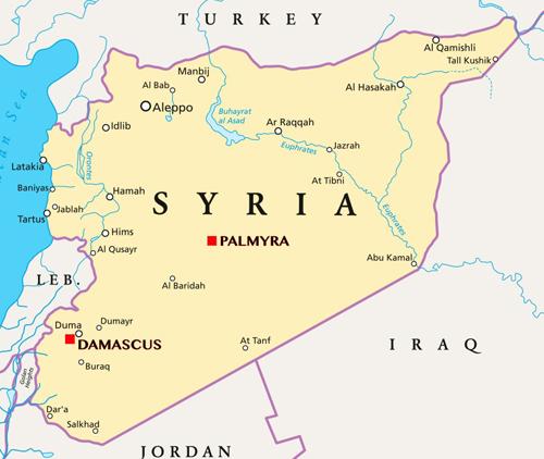 Thắng lợi ở Palmyra thắt chặt thòng lọng quanh cổ IS 2