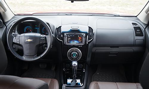 Colorado VnE 31 6266 1459183652 Chevrolet Colorado   Mang thiết kế pick up