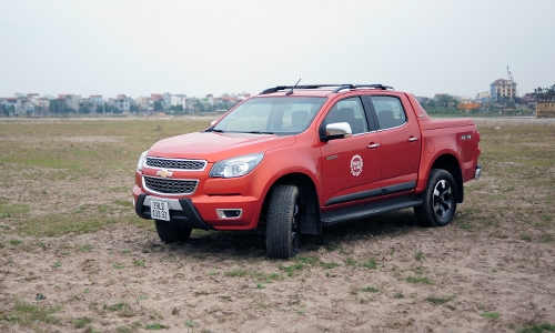 Colorado VnE 4 5930 1459183651 Chevrolet Colorado   Mang thiết kế pick up