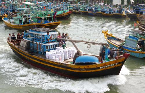 Bình Thuận cấm khai thác 5 loài hải đặc sản 1