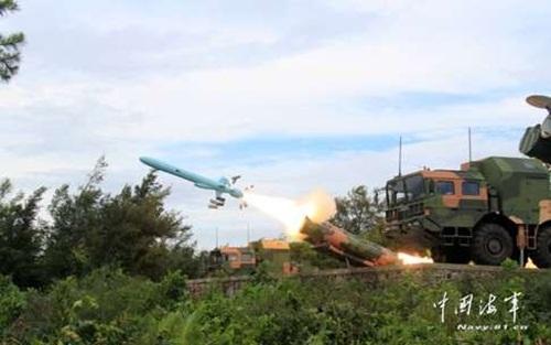 Tên lửa đối hạm Trung Quốc nghi đặt ở Hoàng Sa dễ bị đánh chặn 2
