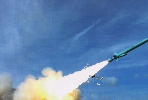Tên lửa đối hạm Trung Quốc nghi đặt ở Hoàng Sa dễ bị đánh chặn 1