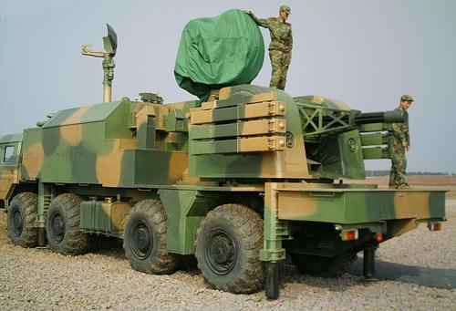 LD-2000, pháo phòng không Trung Quốc đặt ở Hoàng Sa 2