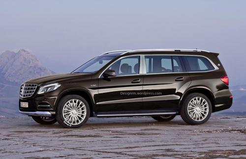 10446145791067187334 9181 1459301899 Mercedes Maybach   Hãng xe sang Đức sẽ phát triển mẫu SUV mới