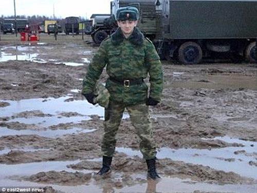 Chân dung đặc nhiệm Nga chấp nhận hy sinh, gọi bom diệt IS 3