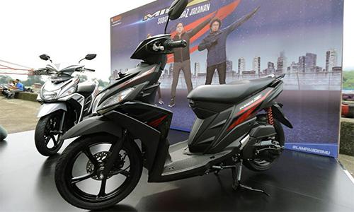 Yamaha Mio Z trình làng tại Indonesia giá 1.100 USD 1