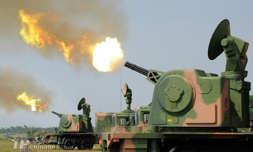 LD-2000, pháo phòng không Trung Quốc đặt ở Hoàng Sa 1