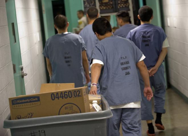 Bên trong nhà tù diễn viên Minh Béo bị tạm giam ở Mỹ