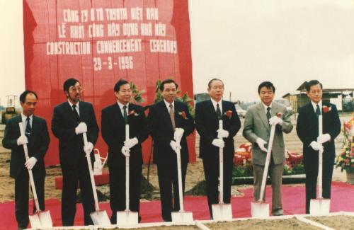 Những bí mật của Toyota trong 20 năm ở Việt Nam 1