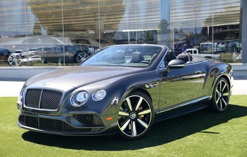 Top 10 xe mui trần đắt giá nhất 2016