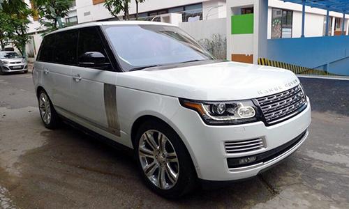 Range Rover bản đắt nhất về Hà Nội giá hơn 9 tỷ đồng 1