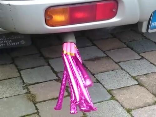 Rửa xe kiểu lạ lùng 5