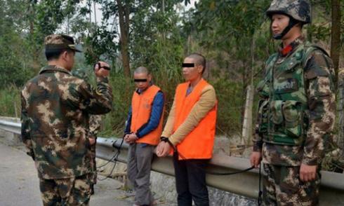 108 lao động Việt đang bị Trung Quốc tạm giữ để điều tra