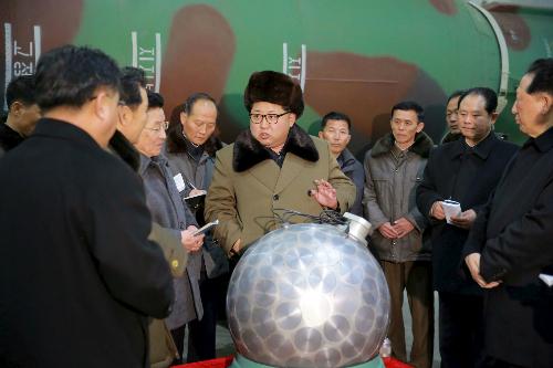 Những chiêu dằn mặt Mỹ - Hàn của Triều Tiên 1