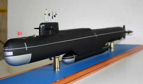 Pháp bối rối với tàu ngầm Nga áp sát căn cứ hạt nhân 2