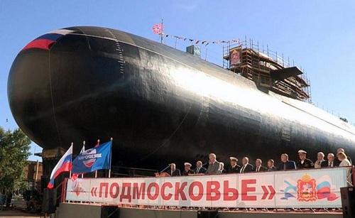Pháp bối rối với tàu ngầm Nga áp sát căn cứ hạt nhân 1
