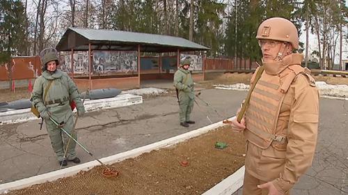 Đặc nhiệm Nga - chất keo gắn kết quân đội Syria chống IS 1