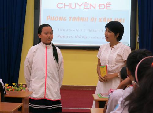 Cô giáo đam mê dạy trẻ học phòng chống xâm hại ở Sài Gòn 2