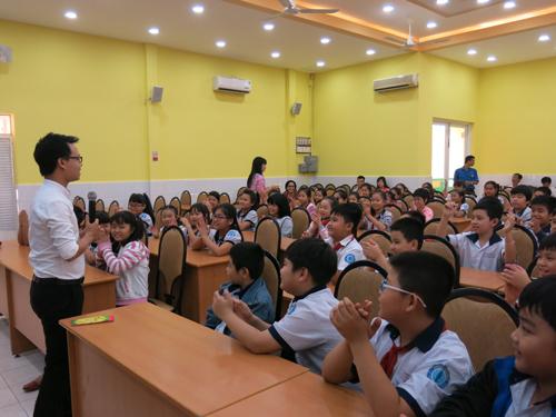 Cô giáo đam mê dạy trẻ học phòng chống xâm hại ở Sài Gòn 3
