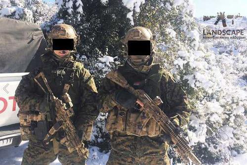 Đặc nhiệm Nga - chất keo gắn kết quân đội Syria chống IS 2