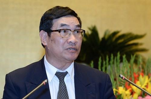 Quốc hội miễn nhiệm Phó chủ tịch và 7 ủy viên thường vụ 1